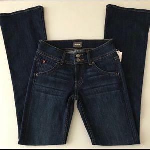 Hudson  Mid-Rise Bootcut Jean Size W 25 x 34 L